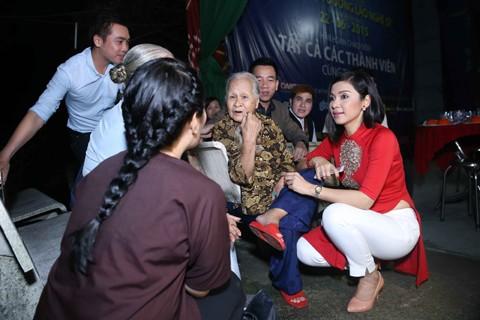 Việt Trinh, Ngọc Sơn, diễn viên, sinh nhật, thân mật, vietnamnet