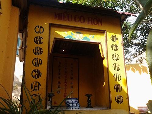 Huyền thoại 'chùa Cô hồn' - ảnh 3