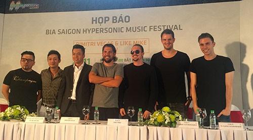 4 DJ 'xịn' nhất thế giới đến TP.HCM - ảnh 1
