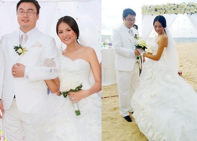 Hương Giang: 'Vợ chồng tôi mua nhà trả góp sau đám cưới'