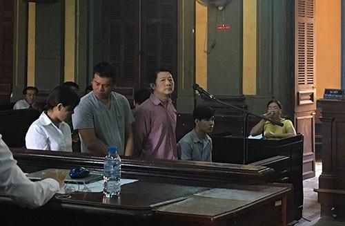 Tội phạm Đài Loan sang Việt Nam giả danh công an lừa đảo - ảnh 1
