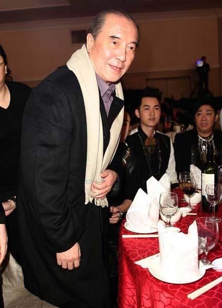 Ông là nghệ sĩ gạo cội hàng đầu của màn ảnh Đài Loan.