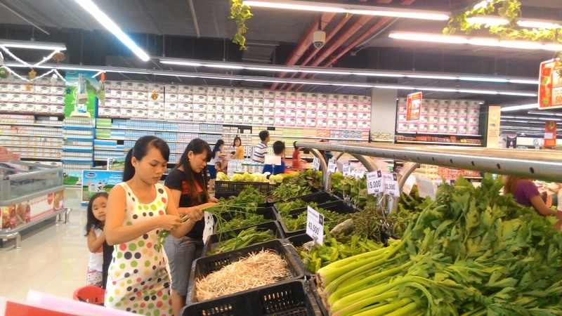 TP.HCM công bố địa điểm bán thực phẩm VietGAP - ảnh 1