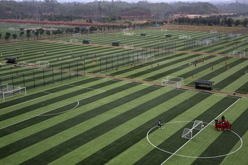 Trung Quốc hành động để trở thành cường quốc bóng đá - ảnh 2