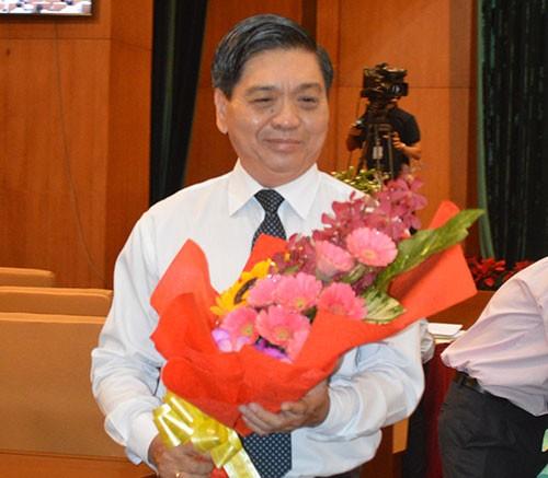Bà Rịa-Vũng Tàu có tân Phó chủ tịch HĐND, UBND tỉnh - ảnh 2