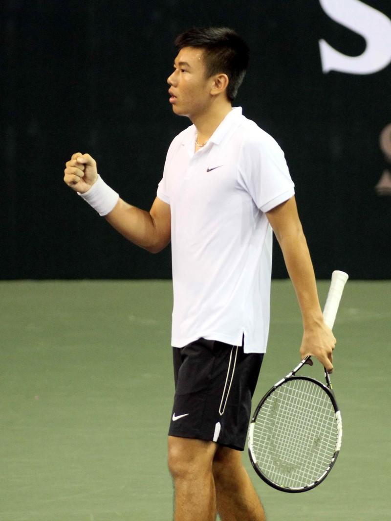 Lý Hoàng Nam nhảy 126 bậc vào tốp 1.000 ATP - ảnh 1