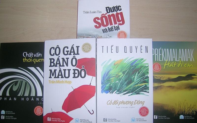 Đưa 500 bộ sách đoạt giải thưởng văn học vào trường học - ảnh 7