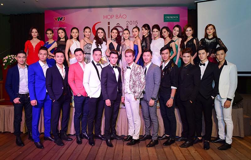 Hồ Ngọc Hà chấm thi người mẫu - ảnh 2
