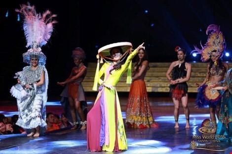 Vì sao Lan Khuê không được thi mở màn đêm chung kết? - ảnh 1