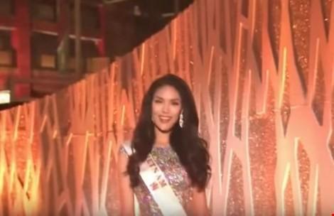 Top 11 Hoa hậu Thế giới Lan Khuê: 'Chiến thắng này là của mọi người' - ảnh 3