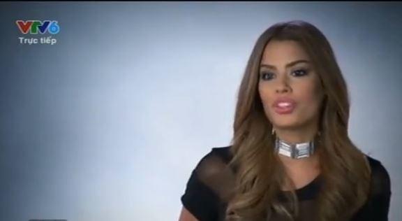 Người đẹp Philippines đăng quang Hoa hậu Hoàn vũ 2015  - ảnh 44