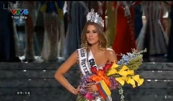 Người đẹp Philippines đăng quang Hoa hậu Hoàn vũ 2015  - ảnh 3