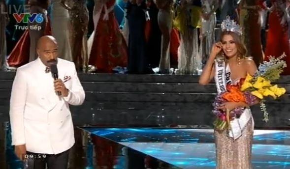 Người đẹp Philippines đăng quang Hoa hậu Hoàn vũ 2015  - ảnh 6