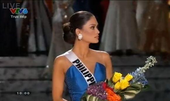Người đẹp Philippines đăng quang Hoa hậu Hoàn vũ 2015  - ảnh 9