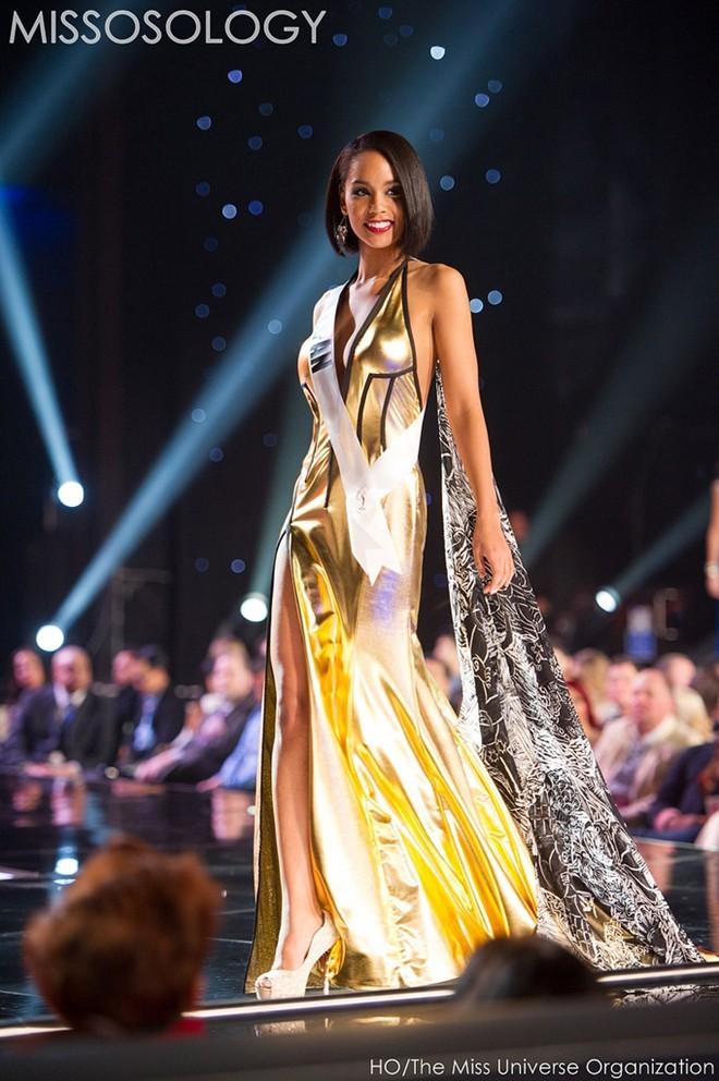 Miss Universe công bố top 10