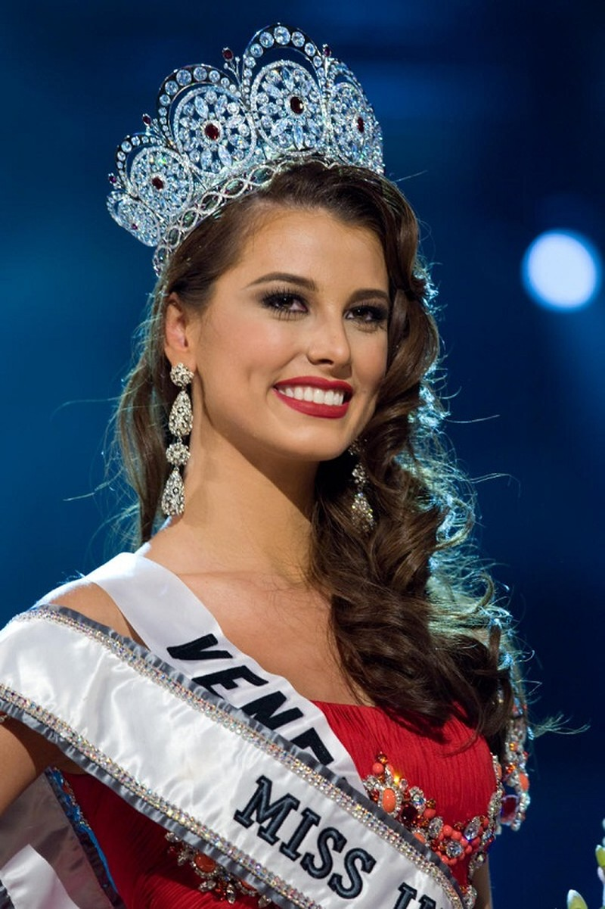 Hoa hậu Hoàn Vũ, Venezuela, Hoa hậu Thế giới, chuyên nghiệp, Vietnamnet.