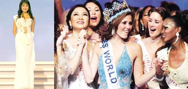 10 người đẹp Việt đoạt thành tích cao tại đấu trường nhan sắc lớn