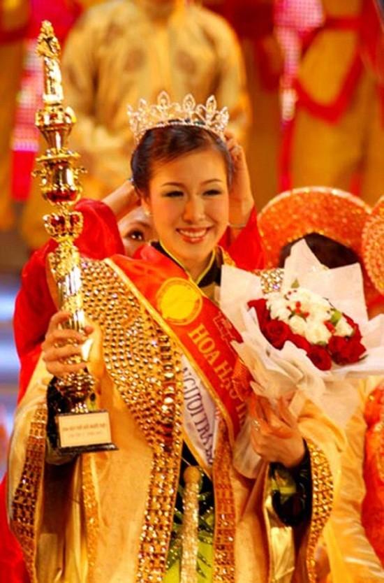 Hoa hậu Việt Nam, Mai Phương Thúy, Nguyễn Thị Huyền, Ngô Phương Lan, Phạm Hồng Thúy Vân