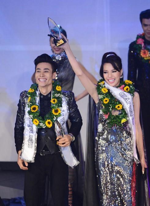 Tân giải vàng Siêu mẫu Khả Trang cải tên để đổi vận - 1