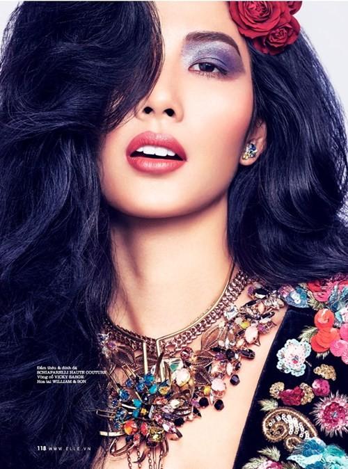 Những người đẹp tuổi Thân nổi tiếng showbiz Việt - ảnh 3
