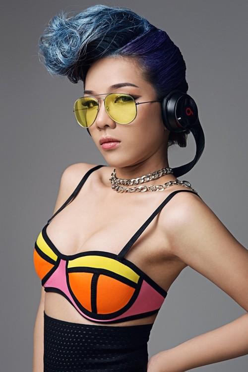 Hình ảnh: Bỏng mắt với nữ DJ Hạnh Noir số 5
