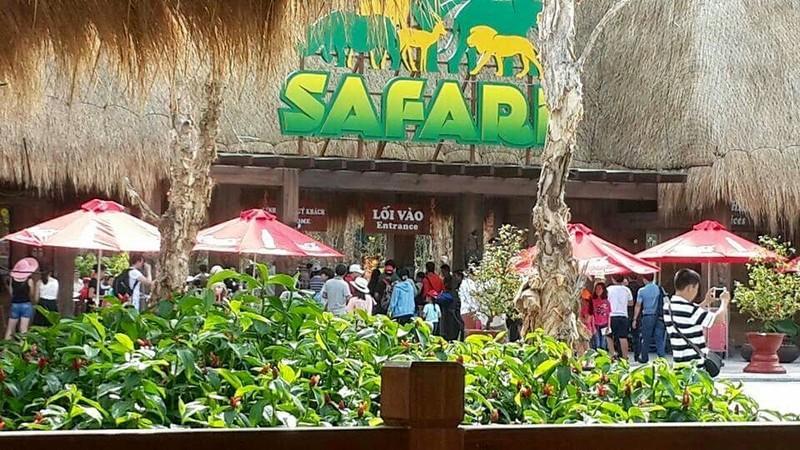 Thú quý 'thế hệ F1' đầu tiên ra đời tại Vinpearl Safari Phú Quốc - ảnh 2