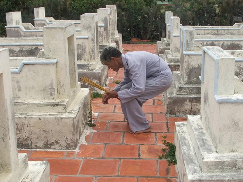Vụ thảm sát Cát Bay: Kỳ 2 - Tám nhân chứng sống bên đồi cát - ảnh 1