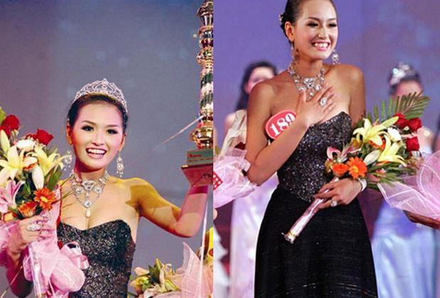 Điểm danh 4 Hoa hậu Việt Nam đăng quang ở tuổi 18