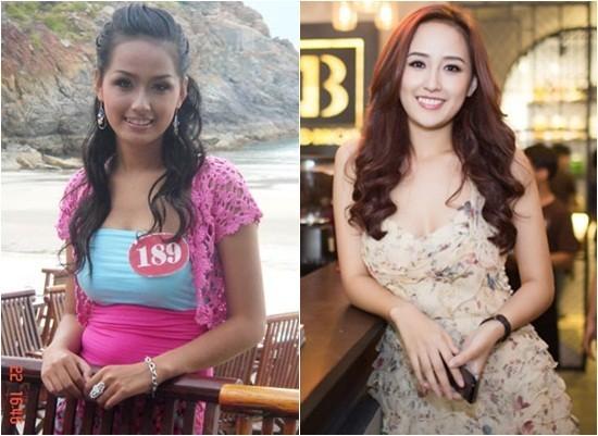 Đăng quang ngôi vị Hoa hậu Việt Nam vào năm 2016, diện mạo của Mai Phương Thúy khi đó còn vô cùng ngây ngô với làn da ngăm đen, hàm răng không đều và thân hình khá tròn trịa. Tuy nhiên, lợi thế về chiều cao và thành tích khủng vẫn giúp Mai Phương Thúy ghi điểm với công chúng.Một năm sau khi đăng quang, Mai Phương Thúy ngày càng ý thức hơn về vẻ đẹp của mình. Cô tích cực giảm cân, chăm sóc da cũng như lựa chọn cho mình gu thời trang riêng mang hơi hướng sang trọng, thanh lịch.