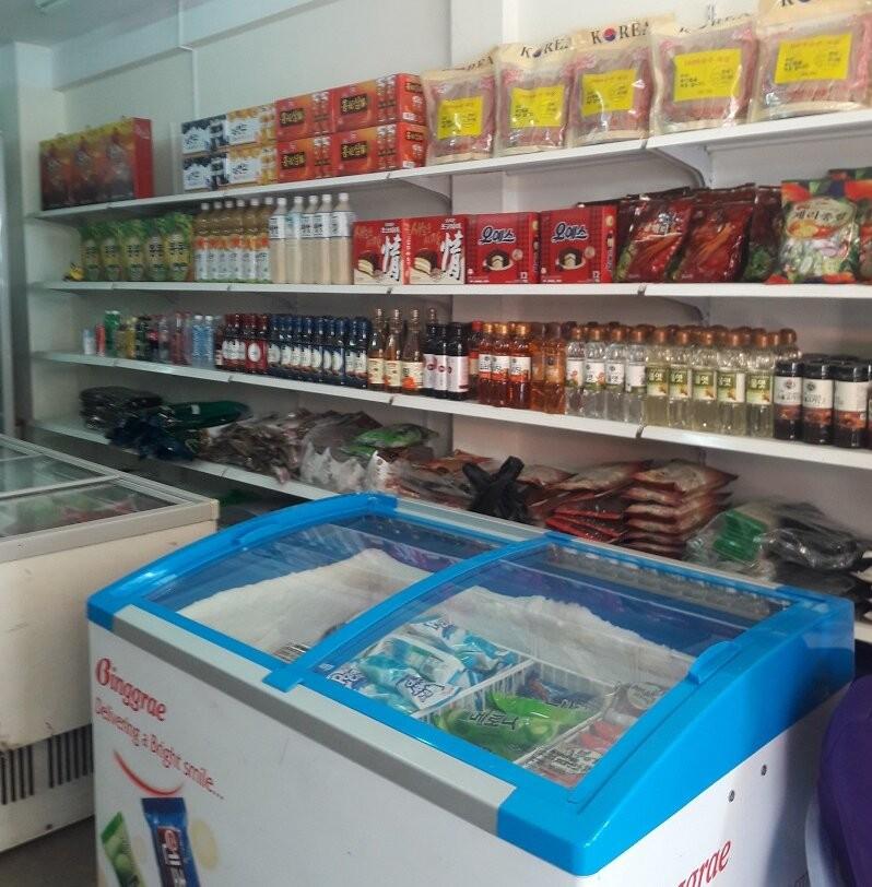 Chợ nước ngoài ở Sài Gòn - Kỳ 4: Thưởng thức kim chi tại chợ Hàn - ảnh 1