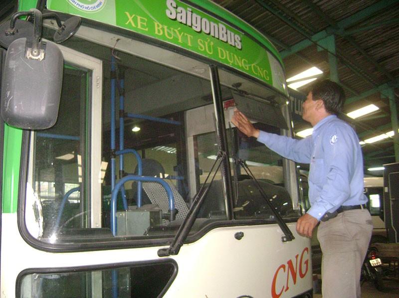 TP.HCM: Chuyển đổi mạnh sang dùng xe buýt nhiên liệu sạch CNG - ảnh 2