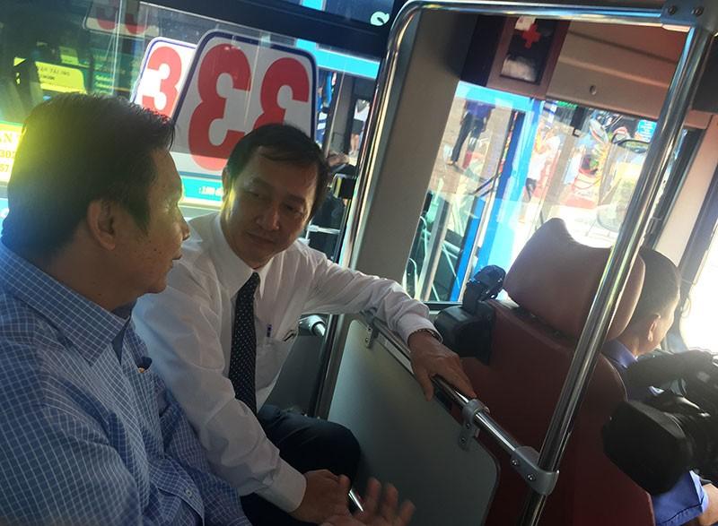 TP.HCM: Chuyển đổi mạnh sang dùng xe buýt nhiên liệu sạch CNG - ảnh 3