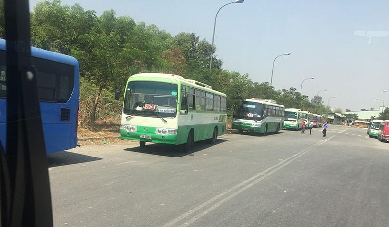 TP.HCM: Chuyển đổi mạnh sang dùng xe buýt nhiên liệu sạch CNG - ảnh 4