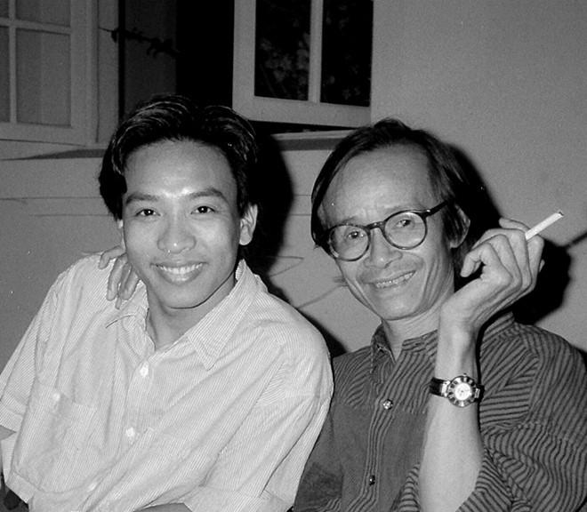 Dương Minh Long và 8.000 bức ảnh tư liệu về Trịnh Công Sơn