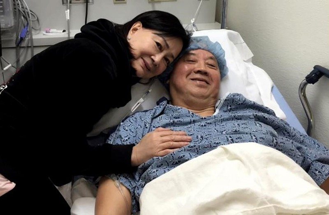 NSƯT Bảo Quốc đã tỉnh lại sau ca phẫu thuật ở Mỹ