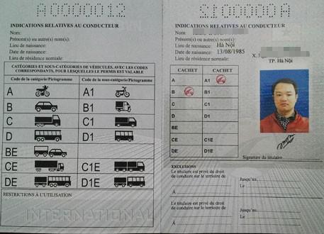 TP.HCM: Mở thêm điểm cấp giấy phép lái xe quốc tế IDP - ảnh 7