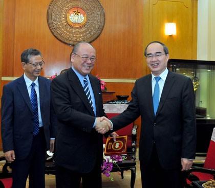 ĐH Việt-Nhật sẽ như Harvard của châu Á - ảnh 1