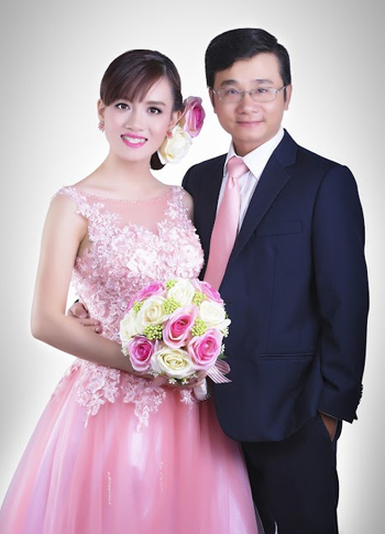 Nhà thơ Lê Thiếu Nhơn 38 tuổi mới chịu lấy vợ - ảnh 1