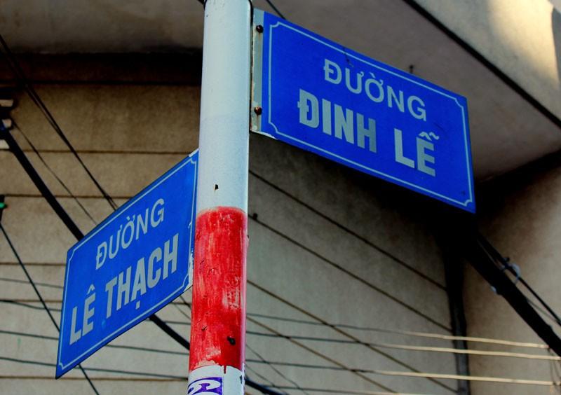 Độc đáo những con đường ngắn nhất Sài Gòn - ảnh 16