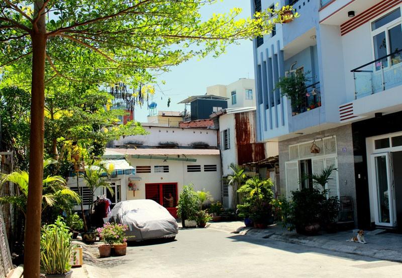 Độc đáo những con đường ngắn nhất Sài Gòn - ảnh 8