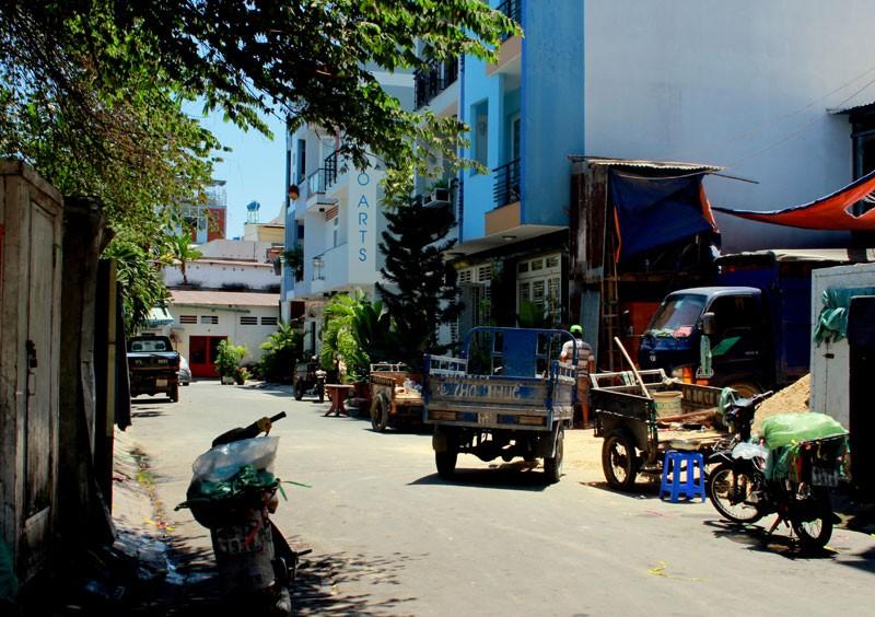 Độc đáo những con đường ngắn nhất Sài Gòn - ảnh 9