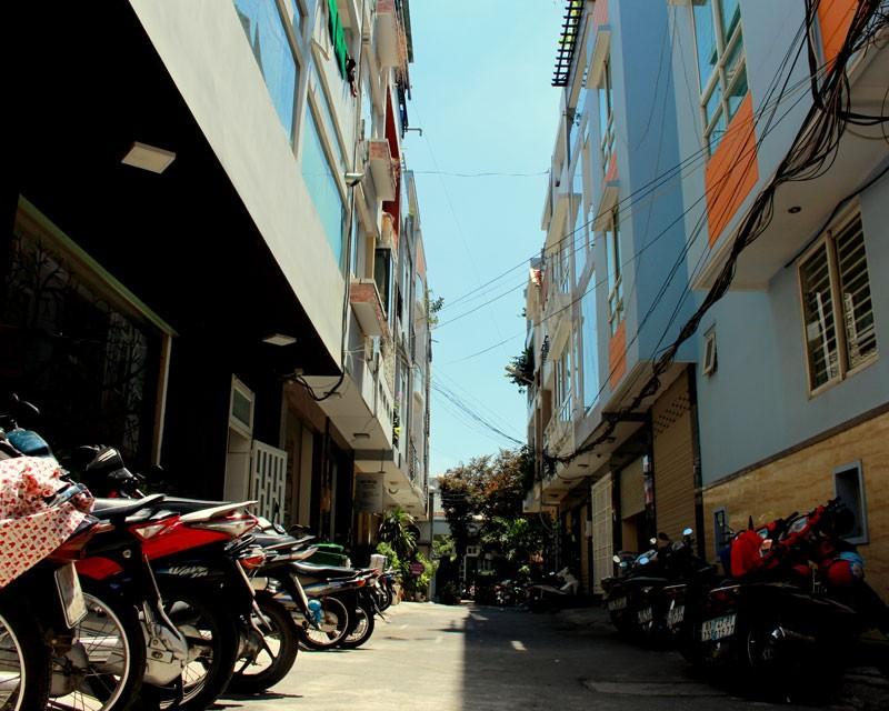 Độc đáo những con đường ngắn nhất Sài Gòn - ảnh 1
