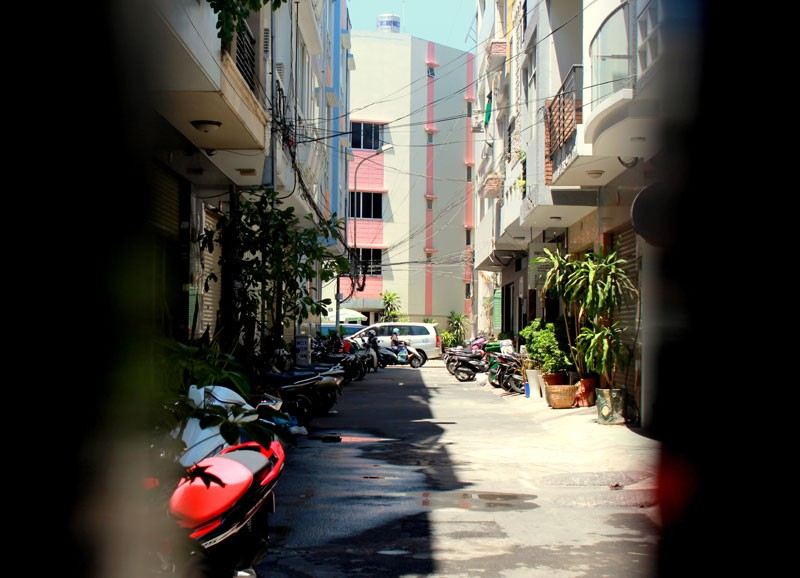 Độc đáo những con đường ngắn nhất Sài Gòn - ảnh 2