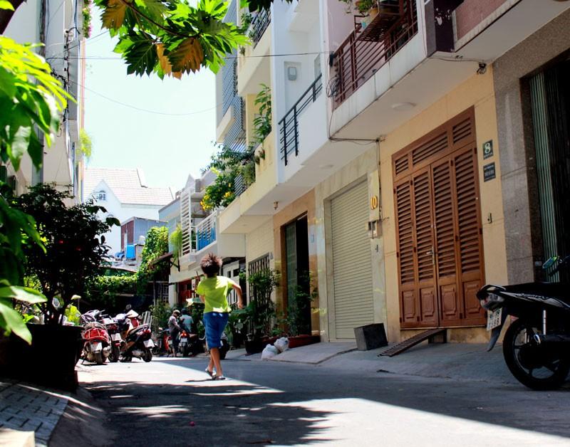 Độc đáo những con đường ngắn nhất Sài Gòn - ảnh 7