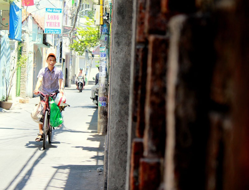 Độc đáo những con đường ngắn nhất Sài Gòn - ảnh 10