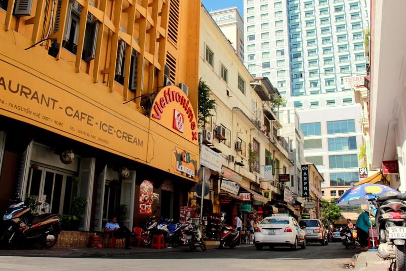 Độc đáo những con đường ngắn nhất Sài Gòn - ảnh 19