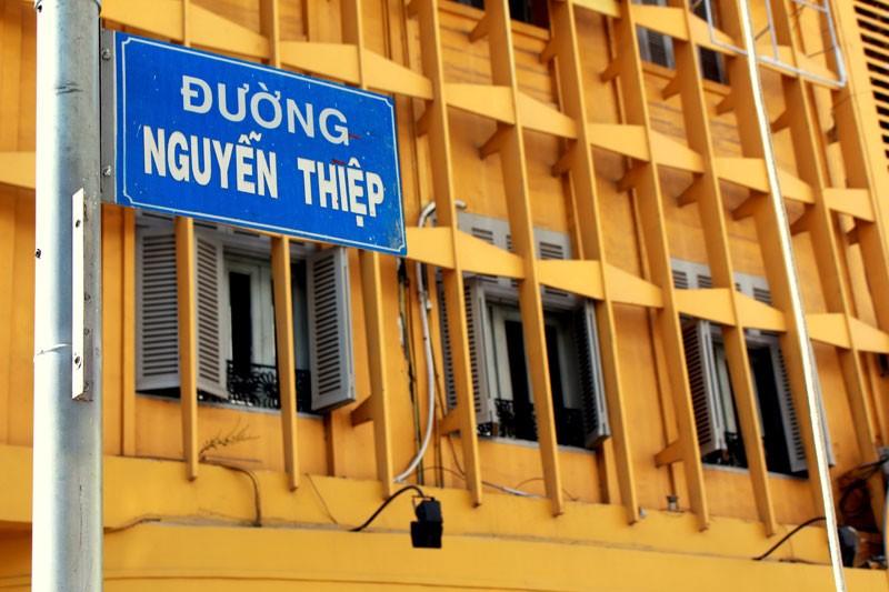 Độc đáo những con đường ngắn nhất Sài Gòn - ảnh 20
