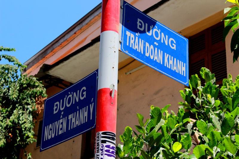 Độc đáo những con đường ngắn nhất Sài Gòn - ảnh 12