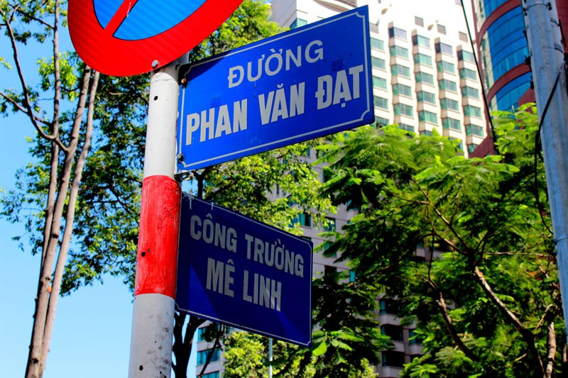 Độc đáo những con đường ngắn nhất Sài Gòn - ảnh 17