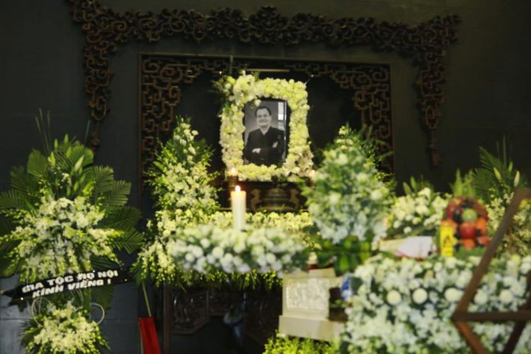 Đám tang nhạc sĩ Thanh Tùng, gia đình xin miễn phúng điếu - ảnh 6